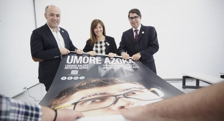 presentacion Umore Azoka 2015