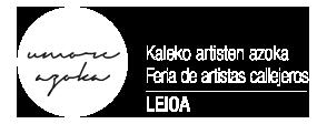 Kale artisten Azoka - Umore Azoka Leioa