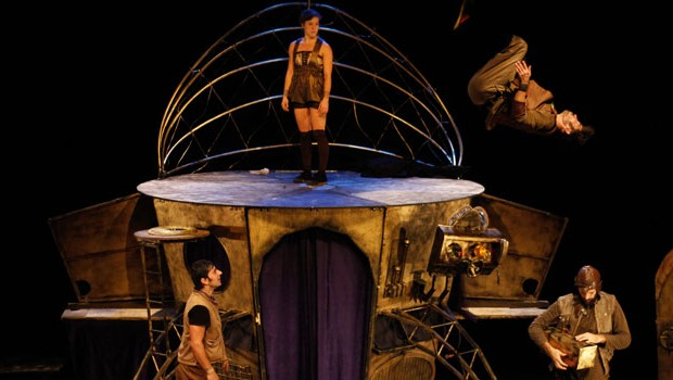 Tresperté Circo Teatro