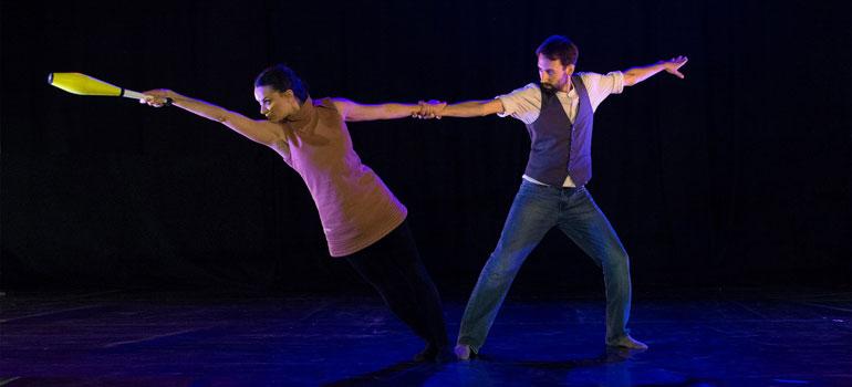 Alodeyá Circo Danza