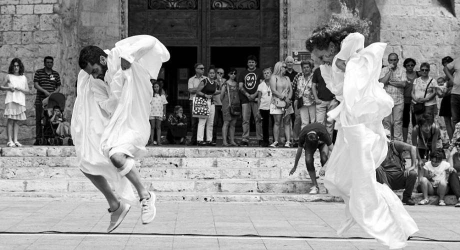 Los Moñekos - We-Ding! / fotografía: ©Tristan Perez-Martin