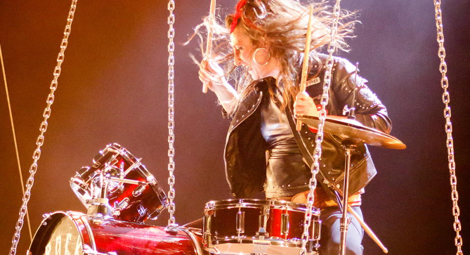 """Rolabola: """"Rock circ"""""""