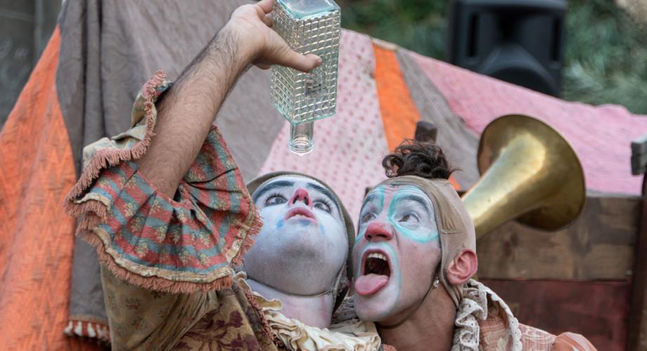 """Bucraá Circus: """"El gran final"""""""