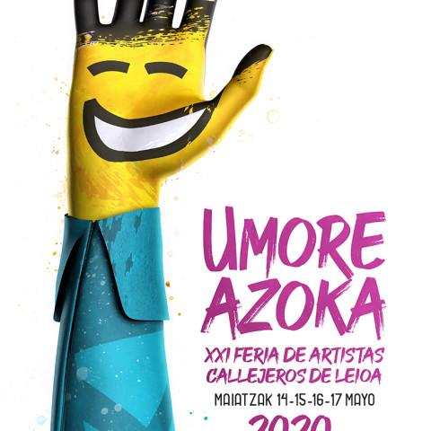 Cartel Umore Azoka 2020